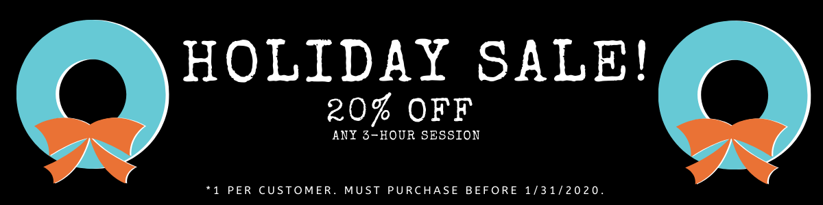 Holiday Sale - 20% OFF